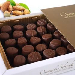 Çikolatalı Badem Ezmesi 350gr. - Thumbnail