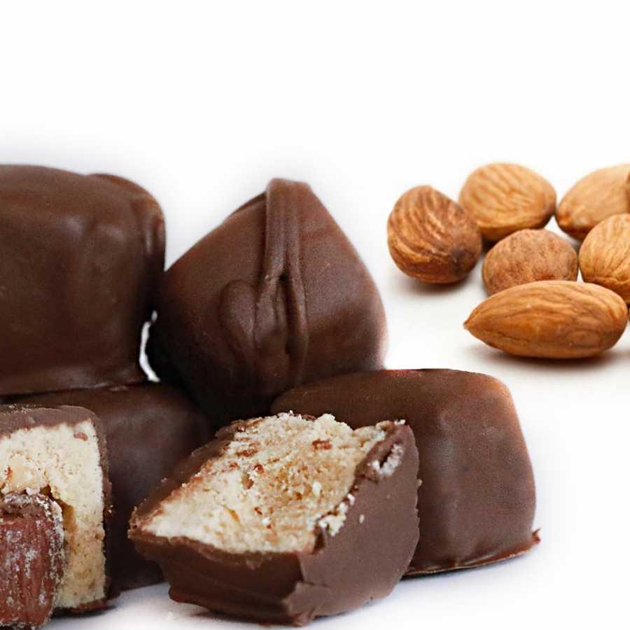Çikolatalı Kavala Kurabiyesi 155gr.