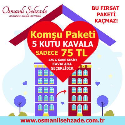 Osmanlı Şehzade - Komşu Paketi