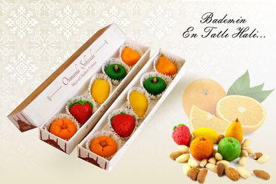 Osmanlı Şehzade - Meyveli Badem Ezmesi (110 gr)