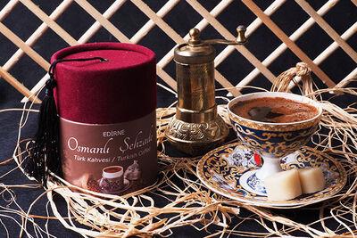 Osmanlı Şehzade - Special Fesli Türk Kahvesi 100gr.